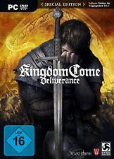 PC Spiel Kingdom Come Deliverance Special Edition DVD Versand NEUWARE