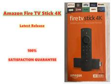 Amazon Fire TV Stick 4K w/ Alexa Voice Volume Remote, Sealed, Latest Release