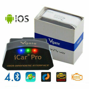Vgate iCar Pro 4.0 BIMMERCODE For BMW iPad Android OBD2 Scanner Code reader