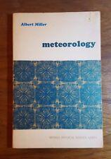 Meteorology, Albert Miller, (1966), 2nd printing, Merrill, PB