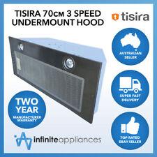 Tisira 70cm Stainless Steel Undermount Kitchen Rangehood Hood (TUM70SS)