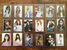 Jessica SNSD photo card and post card lot