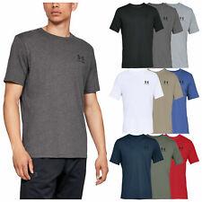Under Armour Men's UA Tech Left Chest T-Shirt Short Sleeve Athletic Tee 1326799