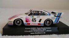 SidewaysPorsche 935 Kremer Le Mans 24hrs 1978  M 1:32 neu