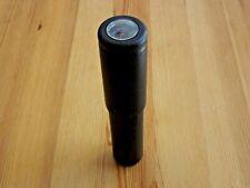 Perfecto Crash Proof Cigar Case 64 R Gauge Adjustable Cigar Tube W/ Hygrometer