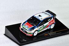 IXO Ford Fiesta WRC #3 M. Simoncelli UK Test 2011  RAM463 1/43