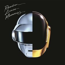 DAFT PUNK - RANDOM ACCESS MEMORIES  2 VINYL LP 13 TRACKS INTERNATIONAL POP NEW+