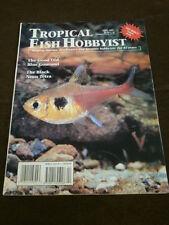 TROPICAL FISH HOBBYIST - THE BLACK NEON TETRA - APRIL 1993