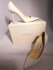 586624db2bc Jimmy Choo Mint Pale Abel Suede Pointy Toe Stiletto pumps 39