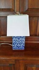 Ralph Lauren Porcelain Blue and White Table Lamp