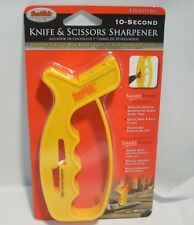 Smiths Carbide Knife & Scissor 10 Second Sharpener Hunting Fishing Tackle New