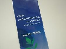 Givenchy VERY IRRESISTIBLE fresh attitude SUMMER SORBET EDT 100 ml °