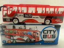 City bus toy for child super bus service toy Indoor Outdoor Play Best Gift