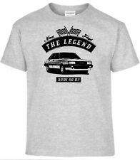 T-Shirt, Audi 80 B2, Auto,Oldtimer, Youngtimer