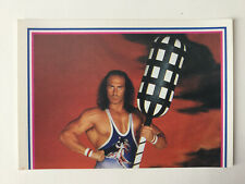 Merlin Collections 1992 Gladiators Sticker Number 17 Wolf