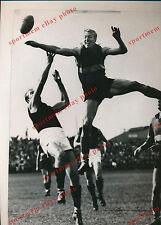 John Schultz Footscray LARGE  Black & White Press photo Bulldogs Brownlow Medal