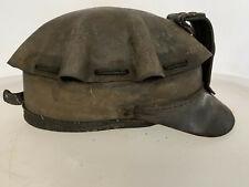 New listing Miners' Child-Size Turtle Helmet c.1800s