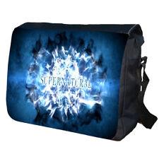 SUPERNATURAL School College Shoulder Messenger Bag