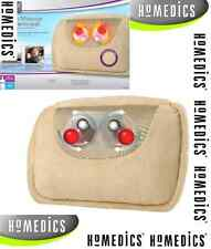 NEW! Homedics Shiatsu Massage Pillow SP10 Thera-P Back & Body Massager W/ Heat
