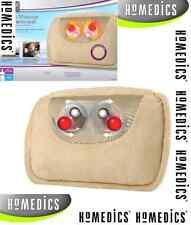 New! Homedics Shiatsu Massage Pillow Sp10 Thera-P Back & Body Massager W/ Heat