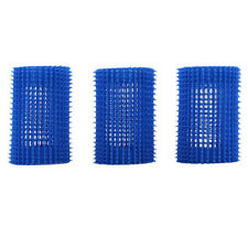 Hair Volume Up Rollers JET SET EZ GRIP Roller Value Kit Curlers Blue 45mm