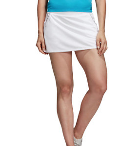 Adidas Tennis Skirt Womens XL White Authentic Climalite Quick Dry Club Training
