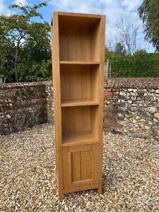 M&S Sonoma Solid Oak Bookcase - Excellent Condition
