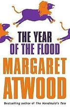 The Year Of The Flood by Margaret Atwood (Paperback, 2013)