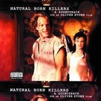 Natural Born Killers (1994) Leonard Cohen, Patti Smith, Bob Dylan.. [CD]