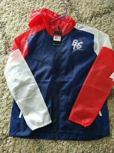 Nike Blue Ribbon Sports BRS Running Jacket CJ4502-492 Large $120 NEW