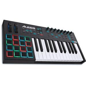 Alesis VI25 Advanced 25-Key USB-MIDI Keyboard Controller + Ableton Live Lite  UK