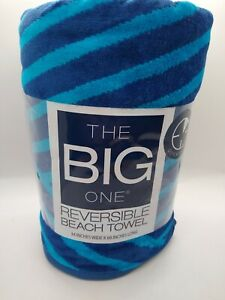 The Big One Reversible Beach Towel