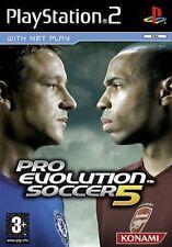 Pro Evolution Soccer 5 Sony Playstation 2 Ps2