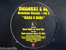 "HOLLOWAY & CO - MAKE U MINE - 12"" RECORD/VINYL - DISCO BISCUITS - DBR001-98 - UK"