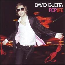 DAVID GUETTA - POP LIFE CD ~ ELECTRONICA / DJ *NEW*