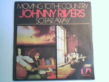 """JOHNNY RIVERS Moving to the country 7"""" ITALY RARISSIMO"""