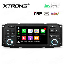 XTRONS Android 10 for JEEP WRANGLER In Dash GPS NAV Head Unit Car Stereo DSP SWC