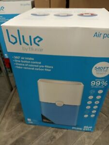 Blueair Blue Pure 211+ Console Air Purifier - White
