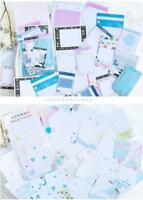 Washi Tape Basic Grid Paper Masking Set Scrapbooking Japanese Flakes Stationery