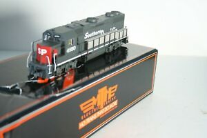 HO Scale MTH 85-2051-1 Southern Pacific GP-38-2 Diesel Loco w/ Proto Sound 3 SP