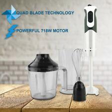 Logik Nutri-Stick X-Blade Quad Blade 718W Stick Blender White