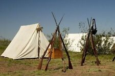 A - Tent Reenactment Keilzelt Mittelalter Ritter frame Bushcraft & survival ww2-