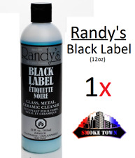 Randy's Black Label 12oz - 1x  - Glass Cleaner