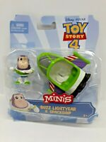 TOY STORY 4 MINIS: BUZZ LIGHTYEAR & SPACESHIP Mattel GCY63 *NEW for 2019*