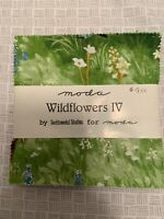 Wildflowers Charm Pack Sandy Gervais Moda Fall Colors