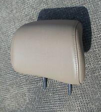 Saab 9-5 YS3E Kopfstütze Kopflehne für Sitz vorne Leder Beige