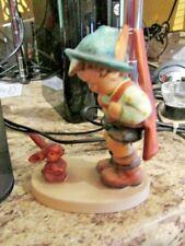 """Vintage Hummel W. Germany Figurine """"Sensitive Hunter"""" 6/0"""