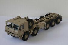 RARE 1:43 TATRA T 815-790R79 10x10.1R military chassis cab, all-metal, sand col.