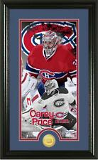Montreal Canadiens Carey Price Framed Panoramic Photo