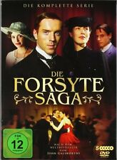 5 DVD-Box ° Die Forsyte Saga ° komplette Serie - Superbox ° NEU & OVP